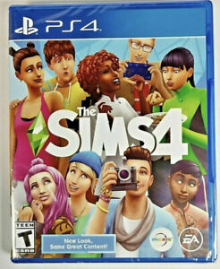 The Sims 4 (PlayStation 4 PS4) Brand New Factory Sealed