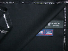 DORMEUIL 90%WOOL WORSTED &10% MOHAIR SUITING FABRIC <TRAVELLER> By Dormeuil 3.4m