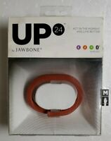 🔥 UP 24 BY JAWBONE USED SIZE M ACTIVITY FITNESS TRACKER SLEEP