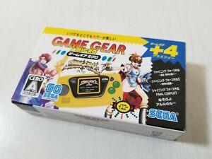 Sega Game Gear Micro Console Yellow HCV-3278 b Japan 0721A17