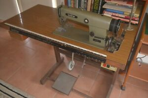 BROTHER INDUSTRIAL SEWING MACHINE DB2 B757-3