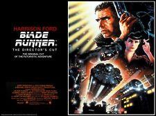 "Blade Runner Directors Cut repro Quad poster 30x40"" Harrison Ford Rutger Hauer"