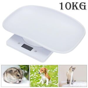 Electronic Baby Scale Baby Infant Weighing Scales 10KG Body Pet Puppies Kittens