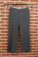 NEW Womens Ann Taylor LOFT Pants Sz 8P Julie 8 Petite Gray Boot Leg Boot Cut NWT