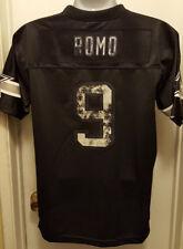 1abe95e09 TONY ROMO DALLAS COWBOYS NEW REEBOK AUTHENTIC NFL FOOTBALL JERSEY BOYS  YOUTH XL