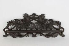 Antiker Pfeifenständer für 6 Pfeifen Holz geschnitzt um 1900