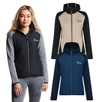 Dare2b Refinery Womens Hybrid Hooded Insulated Water Repellent Jacket RRP £70