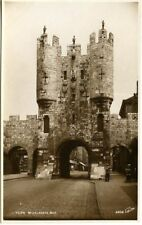 York Unposted Real Photographic (rp) Collectable English Postcards