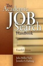 The Academic Job Search Handbook, 4th Edition, Good Books