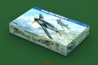 Hobbyboss 1/18 81802  WWII German Focke-Wulf FW190A-5 Hot