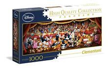 Clementoni 1000 Piece Panorama Jigsaw Puzzle Disney Orchestra
