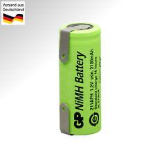 Batterie für Zahnbürste Braun Oral B Triumph Type 3738 42 x 17mm Ni-MH Battery