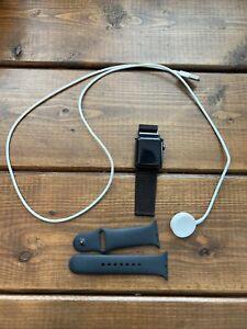 Apple Watch Series 3 38mm GPS Grey Aluminum
