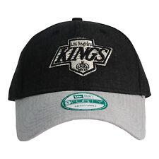 New Era LA Kings Heather Team 9Forty Curve Peak Baseball Cap Hat