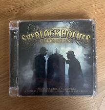 CD - Fall 03 Sherlock Holmes Chronicles - Arthur Conan Doyle 3