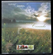 THE COLLECTION of CANADA'S STAMPS 1998 - Canada Post Annual Stamps Souvenir Book