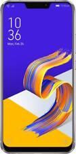 "New Asus ZenFone 5Z (Silver, 64GB) 6GB RAM 6.2"" 12MP + 8MP Camera SHIP DHL"
