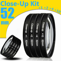 52mm Macro Close Up Lens Set Kit For canon nikon sony pentax olympus sigma  `,