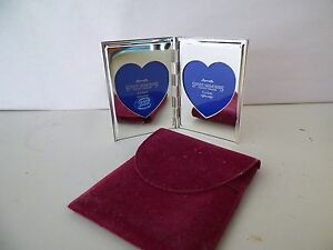 SILVERPLATED SWEET MEMORIES 4X6CM PICTURE FRAME