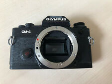 Professional  Olympus OM-4 Film Camera Body - tested in Full Working Order