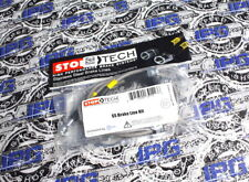 Stoptech Front Steel Braided Brake Lines Fits 2014-2017 Ford Focus ST