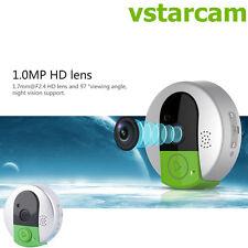 VSTARCAM Wireless WiFi Remote Video Camera Door Phone Doorbell Home Security HMT
