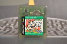MARIO GOLF GAME BOY COLORE JAP JP JPN GBC GAMEBOY