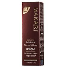 Makari Exclusive Facial Toning Gel 1.0oz – Lightening Gel with Organiclarine™ –