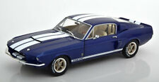 1:18 Solido Ford Shelby Mustang GT500 1967 bluemetallic/white