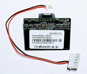 Norco SSD-GDSAL128MS SSD 128GB SATA DOM Right Angle + 30 Day Warranty