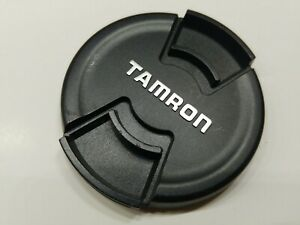 Tamron Front Lens Cap - Snap on - 52mm 55mm 58mm 72mm
