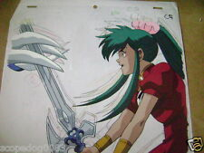 MAMONO DEVIL HUNTER YOKO YOHKO PRODUCTION CEL 8