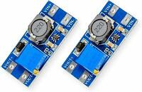 2 Stück Step-up Boost Power Converter MT3608 für Arduino Raspberry DIY-Projects