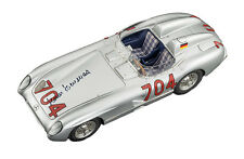 Mercedes Modell-Rennfahrzeuge