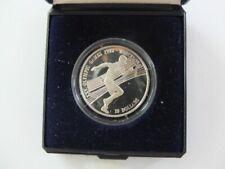 Elizabeth II Cook Islands 1990 10 Dollar 25. Olympische Spiele 1992 Barcelona PP