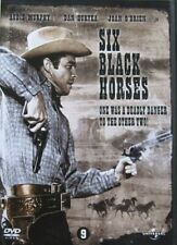 SIX BLACK HORSES  -  DVD
