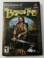 Bard's Tale  Sony PlayStation 2, 2004 Complete with Manual