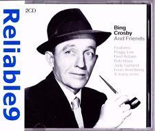 Bing Crosby & Friends (Louis Armstrong+Al Johnson) 2CD 34 tracks- 2005 Rajon AUS