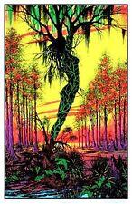 1970s Tree Girl black light poster replica magnet - new!