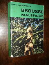 BROUSSE MALEFIQUE - May et Henry Larsen 1969 - Nouvelles-Hébrides