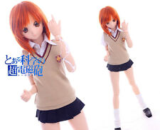 1/4 bjd MSD MDD Dollfie Dream Doll Outfits School Uniform #SEN-49MD ship US
