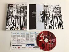 Resident Evil 4 - Nintendo Wii - FR - Avec Notice