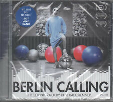 Berlin Calling The Soundtrack by Paul Kalkbrenner CD NEU Aaron Sky And Sand