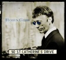 50 St. Catherine's Drive [Digipak] by Robin Gibb (CD, Sep-2014, Rhino)