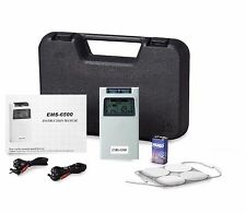 EMS-6500 Muscle Stimulation Therapy Machine Back Chronic Pain Relief TENS