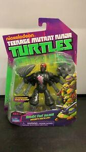 Nickelodeon TMNT Robotic Foot Soldier Figure NIP