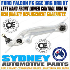 LEFT Front Lower Control Arm with Ball Joint Bush Ford Falcon FG G6E XR6 XR8 LH