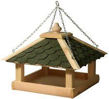 Großes Vogelhaus zum Aufhängen mit Bitumen-Schindeln aus Kiefernholz