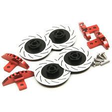 Aluminum Sport Edition Brake Disc Set For Sakura D4 RC Crawler Car -US