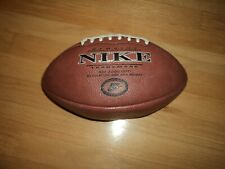 Genuine Nike Nsb 2000 Football Official Game Ball,Regulation Size & Weight